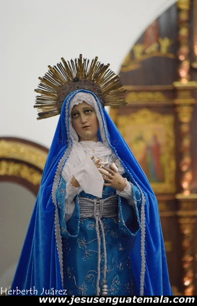 martes santo mazate 2