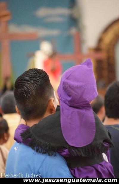 nazareno infantil mazate 3