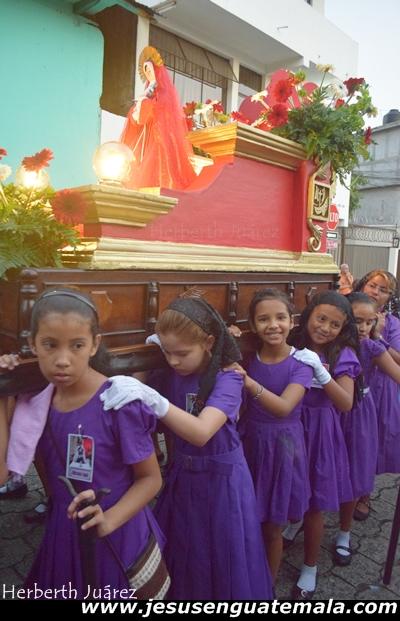 nazareno infantil mazate 4