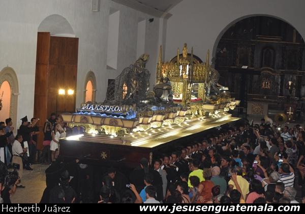 santo entierro mazate 2